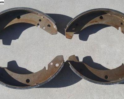 New Brake shoes 1968-1979