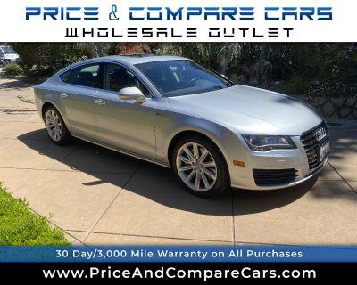 Used 2012 Audi A7 4dr HB quattro 3.0 Premium Plus