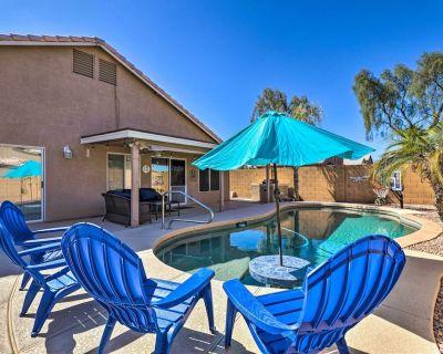 Gilbert Retreat w/ Outdoor Kitchen & Private Pool! - Gilbert