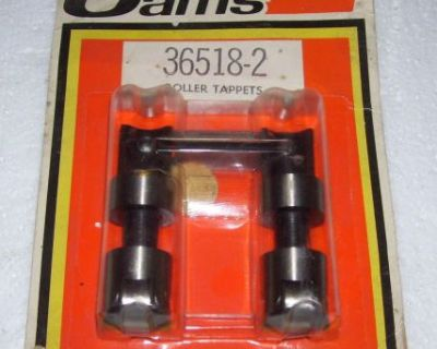 Crane Roller Tappets 221 255 260 289 302 351w Pair 36518 New Reduced $$$