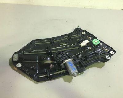 Bmw E46 M3 330ci 325ci Convertible Driver Left Rear Window Regulator Motor