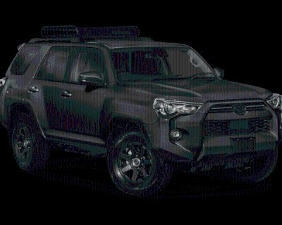 New 2022 Toyota 4Runner TRL Four Wheel Drive 4