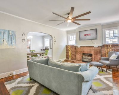 Stylish Home Minutes From Downtown - West End