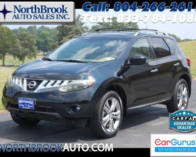Used 2009 Nissan Murano AWD 4dr LE
