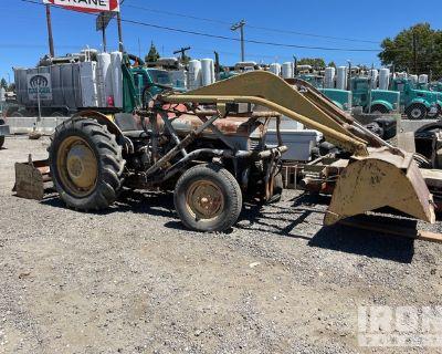 Ferguson T0-35 Antique Tractor