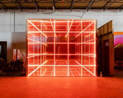 LED Mirror Room, Atlanta, GA