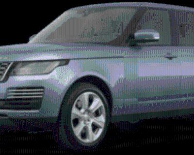 2018 Land Rover Range Rover HSE V6 Supercharged SWB