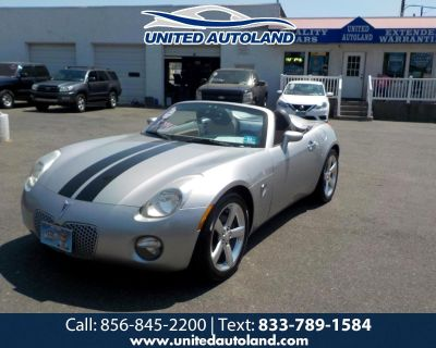 Used 2006 Pontiac Solstice 2dr Convertible