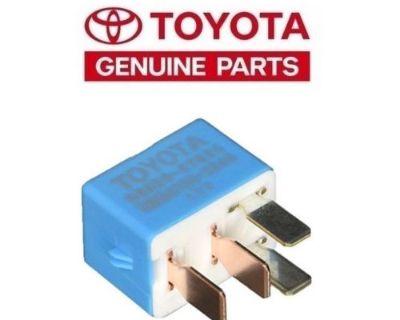 Genuine Toyota Hvac Blower Motor Relay 90080-87026 Fits Toyota Tundra Tacoma E