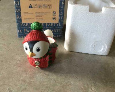 Partylite Snowbird Tealight Holder