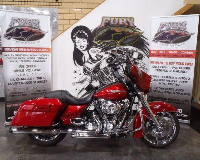 2013 Harley-Davidson Street Glide Touring South Saint Paul, MN
