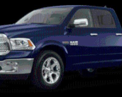 "2017 Ram 1500 Big Horn Crew Cab 5'7"" Box 4WD"