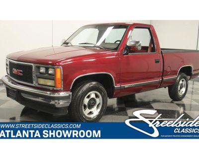 1989 GMC Sierra