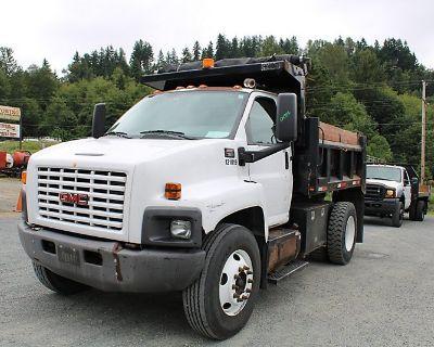 2007 GMC C7500 Dump Trucks Truck