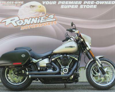 2018 Harley-Davidson Sport Glide Cruiser Guilderland, NY