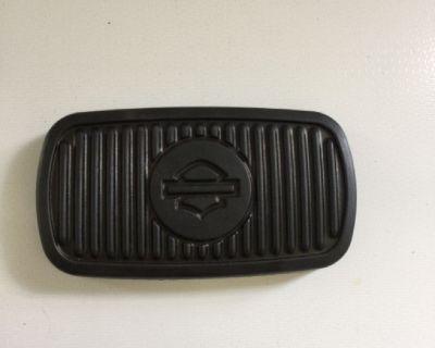 Harley Davidson brake pedal cover