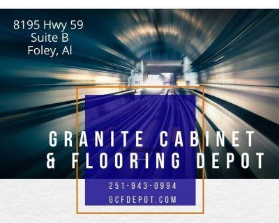 GRANITE CABINET & FLOORING DEPOT ♨ Best Service Around!!!🛎 5 Star is Our Motto!