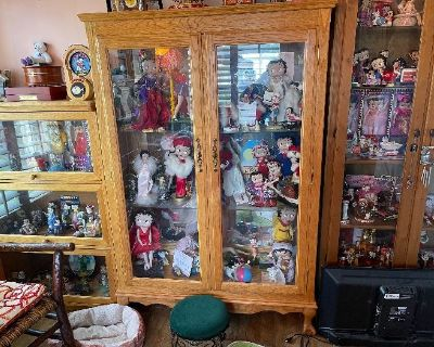 Massive Betty Boop Estate Sale Collection/NASCAR & More
