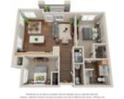 The Solstice of Mesa 55+ Apartments - Two Bedroom C