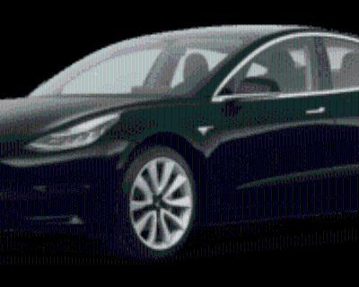 2018 Tesla Model 3 Long Range Dual Motor