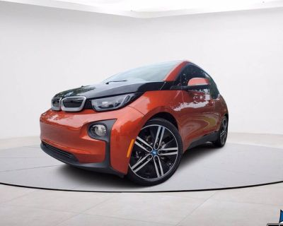 2014 BMW i3 60 Ah