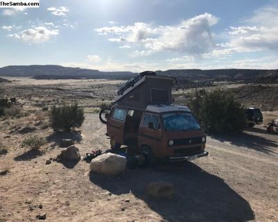 1983 Westfalia Camper Van