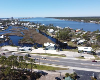610'+/- Frontage on Hwy 59 in Gulf Shores