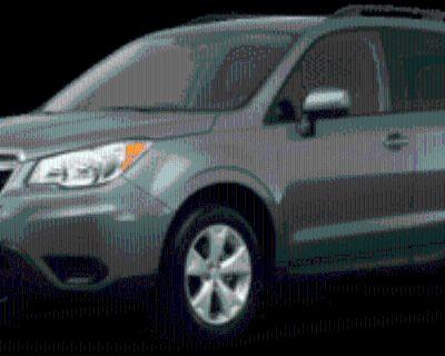 2014 Subaru Forester 2.5i Premium Auto (PZEV)