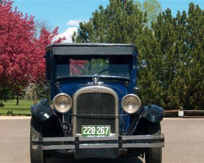 1926 Dodge Series 116 Business Sedan