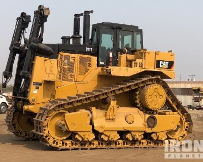 2008 Cat D11T Crawler Dozer