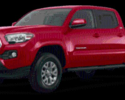 2018 Toyota Tacoma SR Double Cab 5' Bed V6 4WD Automatic