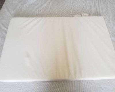 EEUC mattress topper for Graco pack n play