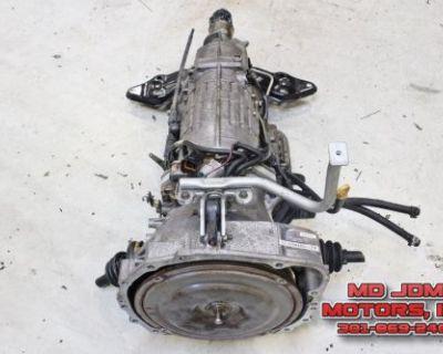 2003-2006 Jdm Subaru Legacy Outback 2.5l Ej53 Sohc 4eat Automatic Transmission