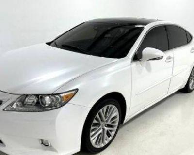 2015 Lexus ES ES 350 Crafted Line