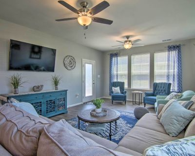 New! Sun-filled Home W/patio, 4 Miles to Boardwalk - Millville