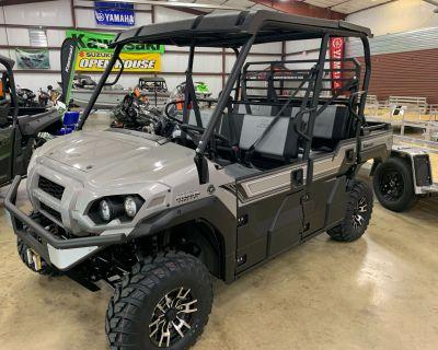 2021 Kawasaki Mule PRO-FXT Ranch Edition Utility SxS Belvidere, IL