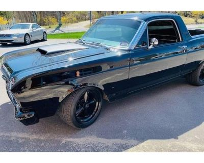 1966 Ford Roadster