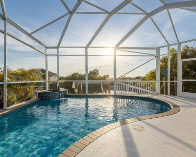 Villa Siren's Song - Cape Coral - Roelens Vacations - Burnt Store