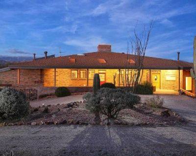 Rancho Venado Tucson, One of a Kind, Spiritual Desert Oasis in NE Tucson - Saguaro Cerro Estates