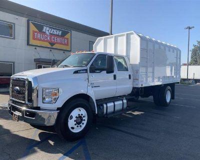 2022 FORD F650 Dump Trucks Truck