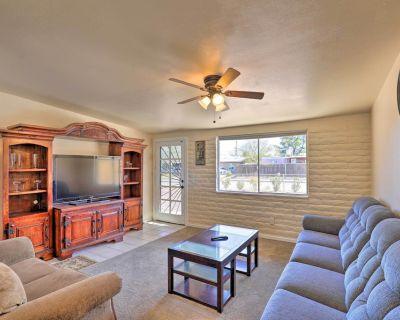 NEW! Pet-Friendly Home - 7 Mi to Downtown Tucson! - Rillito