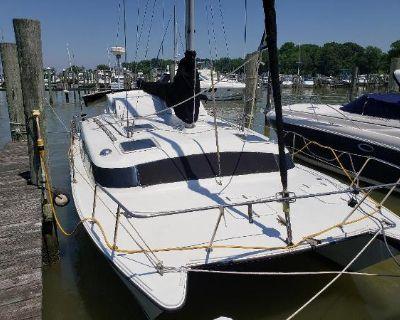 1992 Performance Catamarans Gemini 3200