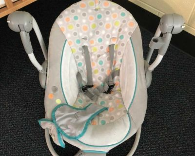 Ingenuity baby swing - used condition