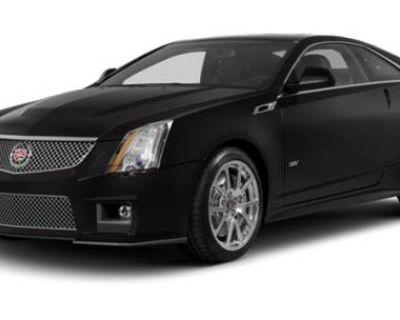 2013 Cadillac CTS-V Standard