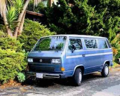 1986 VW Vanagon