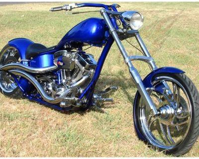 2003 Custom Motorcycle