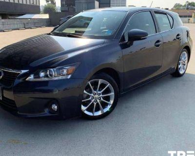 2011 Lexus CT CT 200h