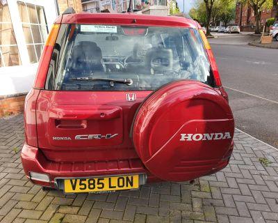 For Sale: 1999 (V-reg) Honda CRV - 100k miles