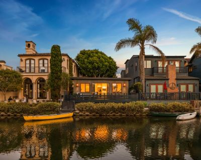 Resort Style Villa in Venice Canals-Right By Beach - Venice Canals