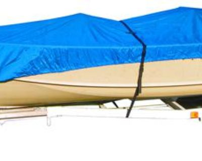 Waterproof Fishing Boat Cover & Bag-covers 14-16 (cl-66133)